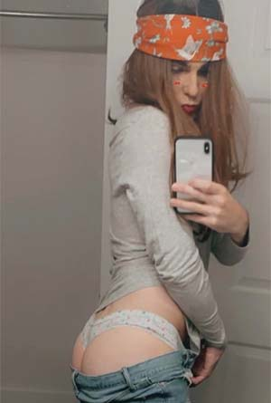 Brooklyn trap victim of liking curious bad boys in her ass